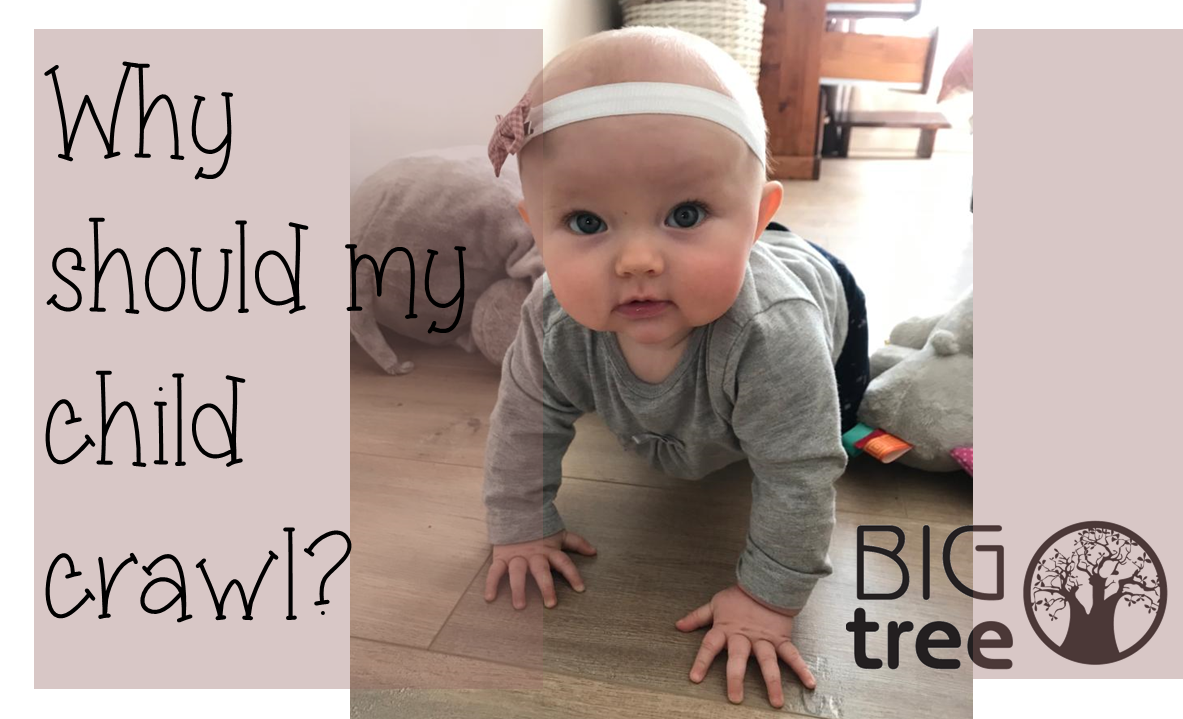 Why should my child crawl? Exploring the benefits of crawling on school work.
